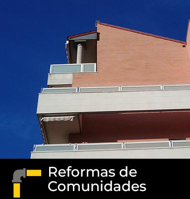 Reformas de Comunidades