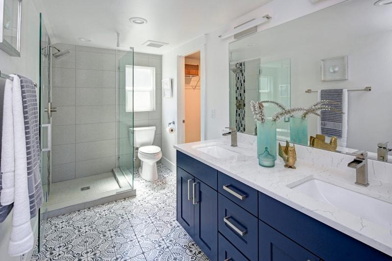 conseguir un baño con estilo, confortable y acogedor