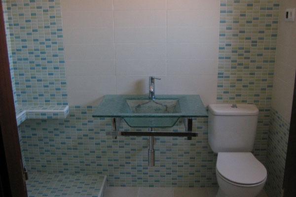Empresa de reformas en San Fernando de Henares baños